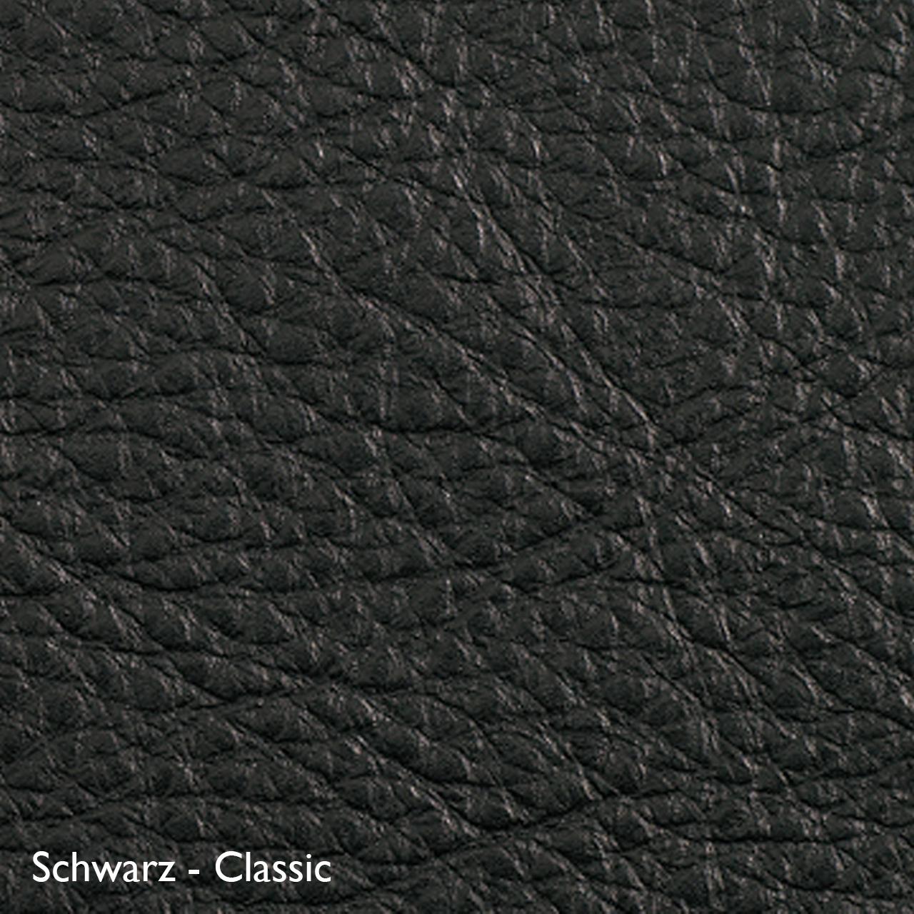 Classicon Sessel 'Euvira' mit Polsterung  Eiche natur,  Filzgleiter,  Schwarz - Classic