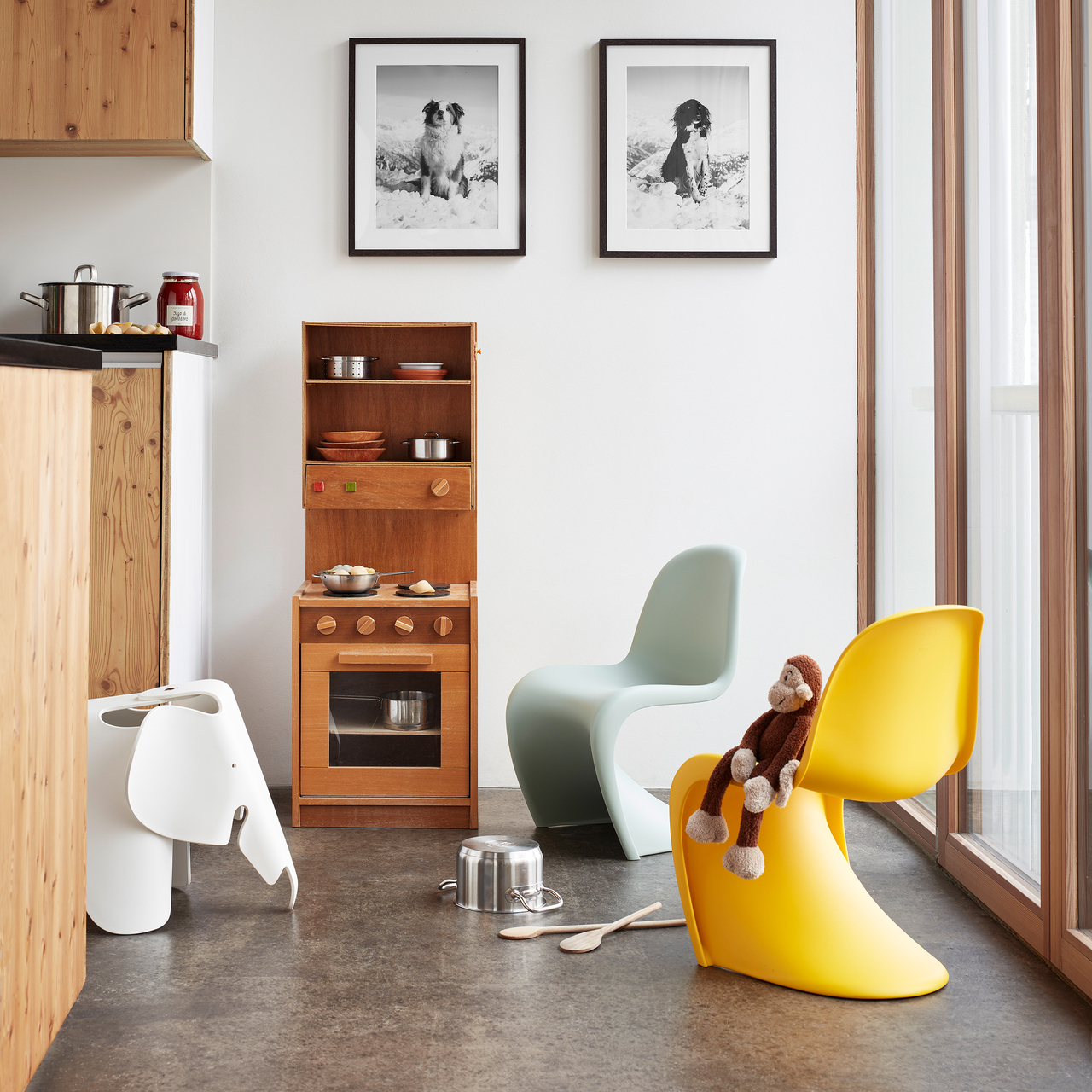 Vitra Panton Chair Kids