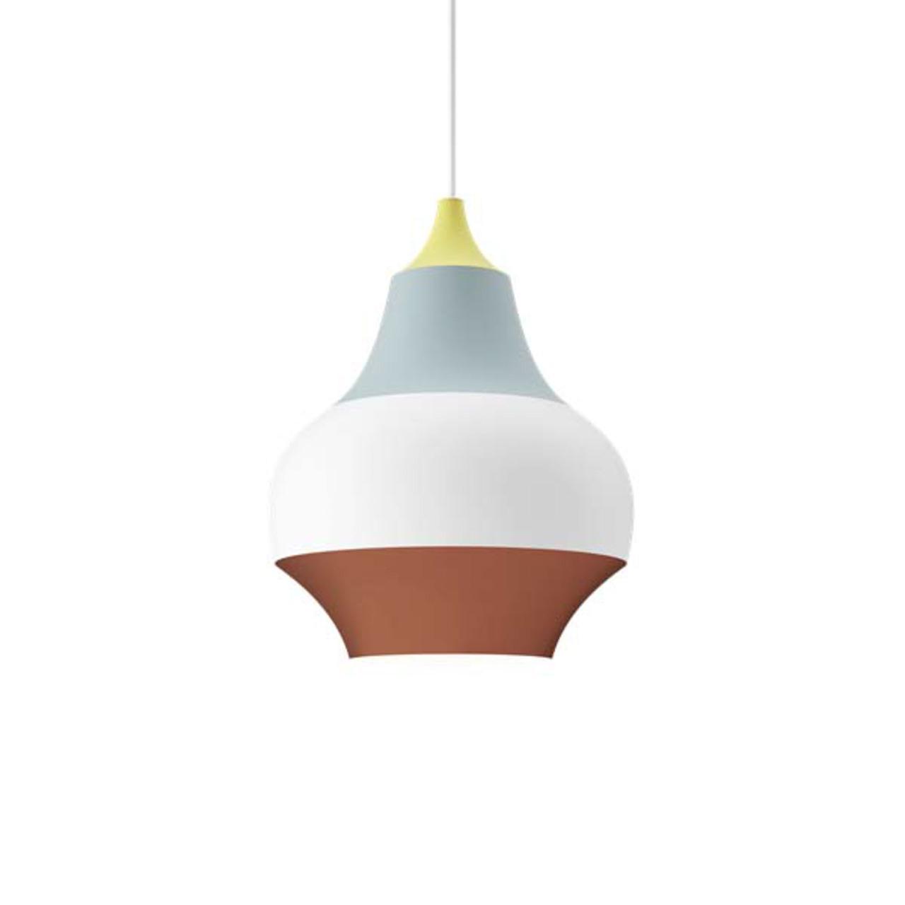 Louis Poulsen Lampe 'Cirque' Ø: 15 cm, Gelb