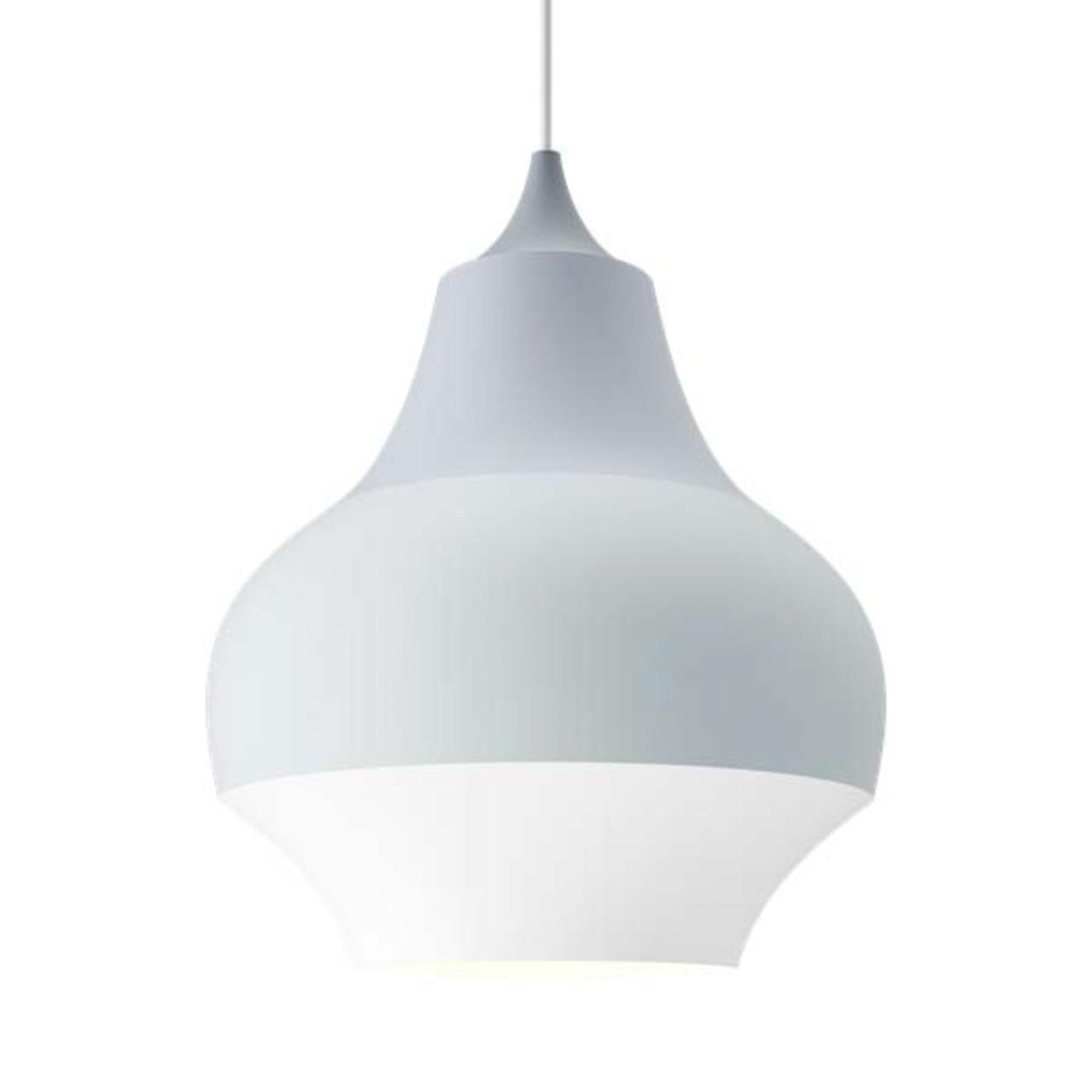 Louis Poulsen Lampe 'Cirque' Ø: 38 cm, Grau
