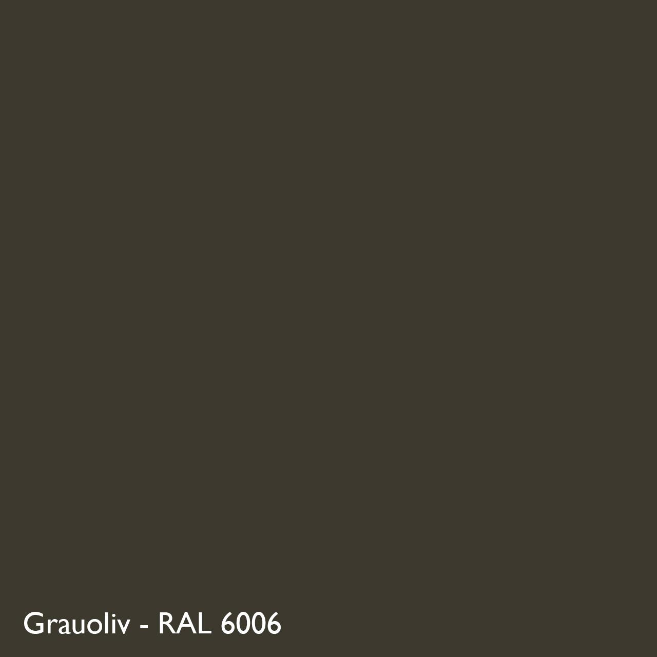 Farbkachel Manufakt Grauoliv - RAL 6006