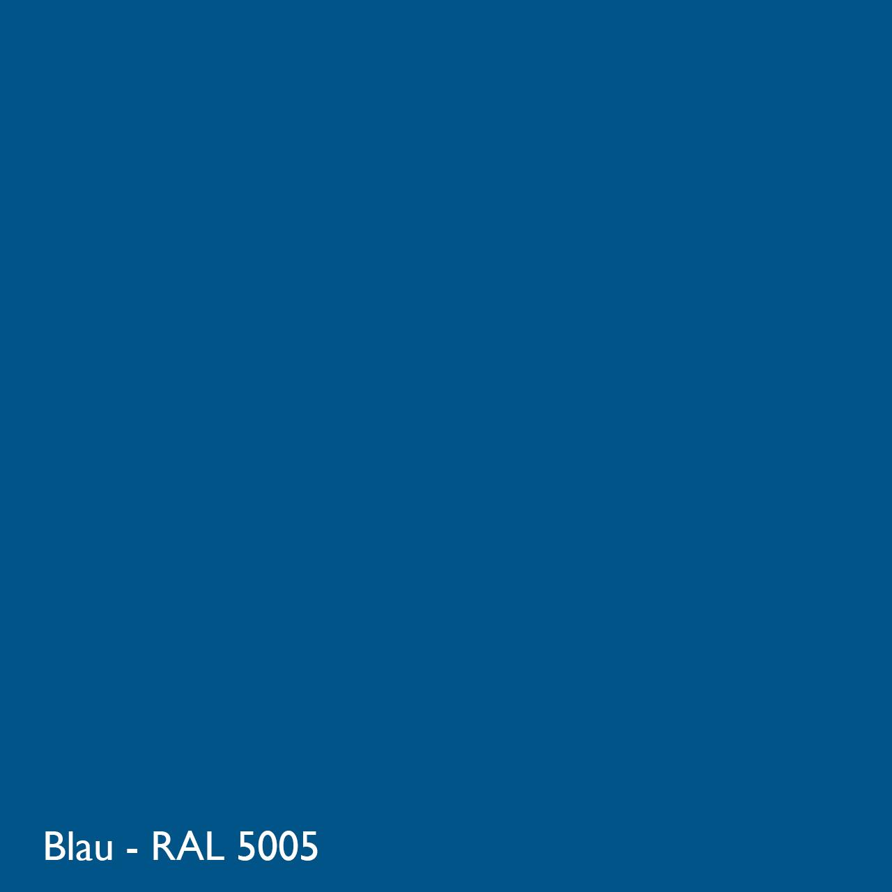 Farbkachel Manufakt Blau - RAL 5005