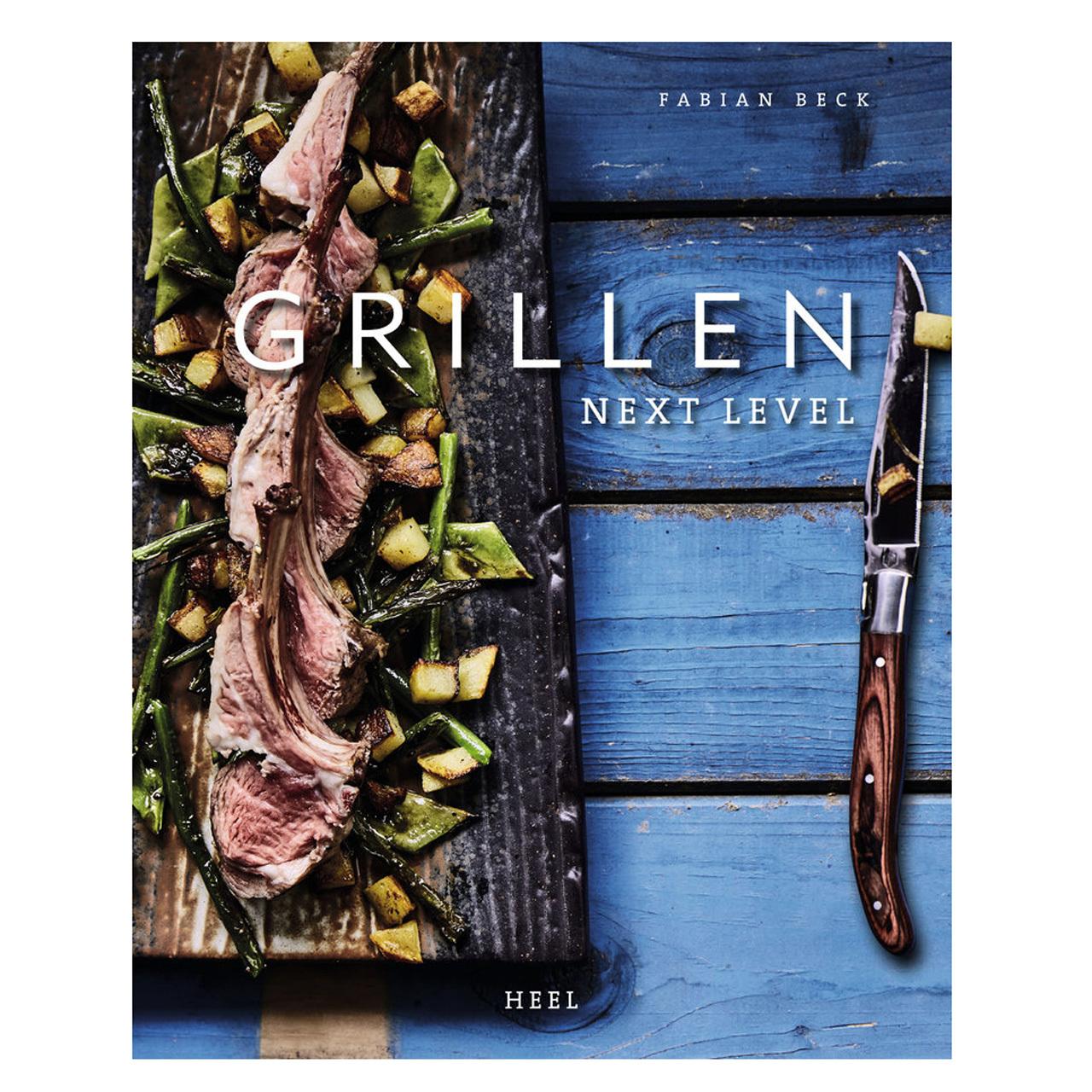 Buch 'Grillen: Next Level'