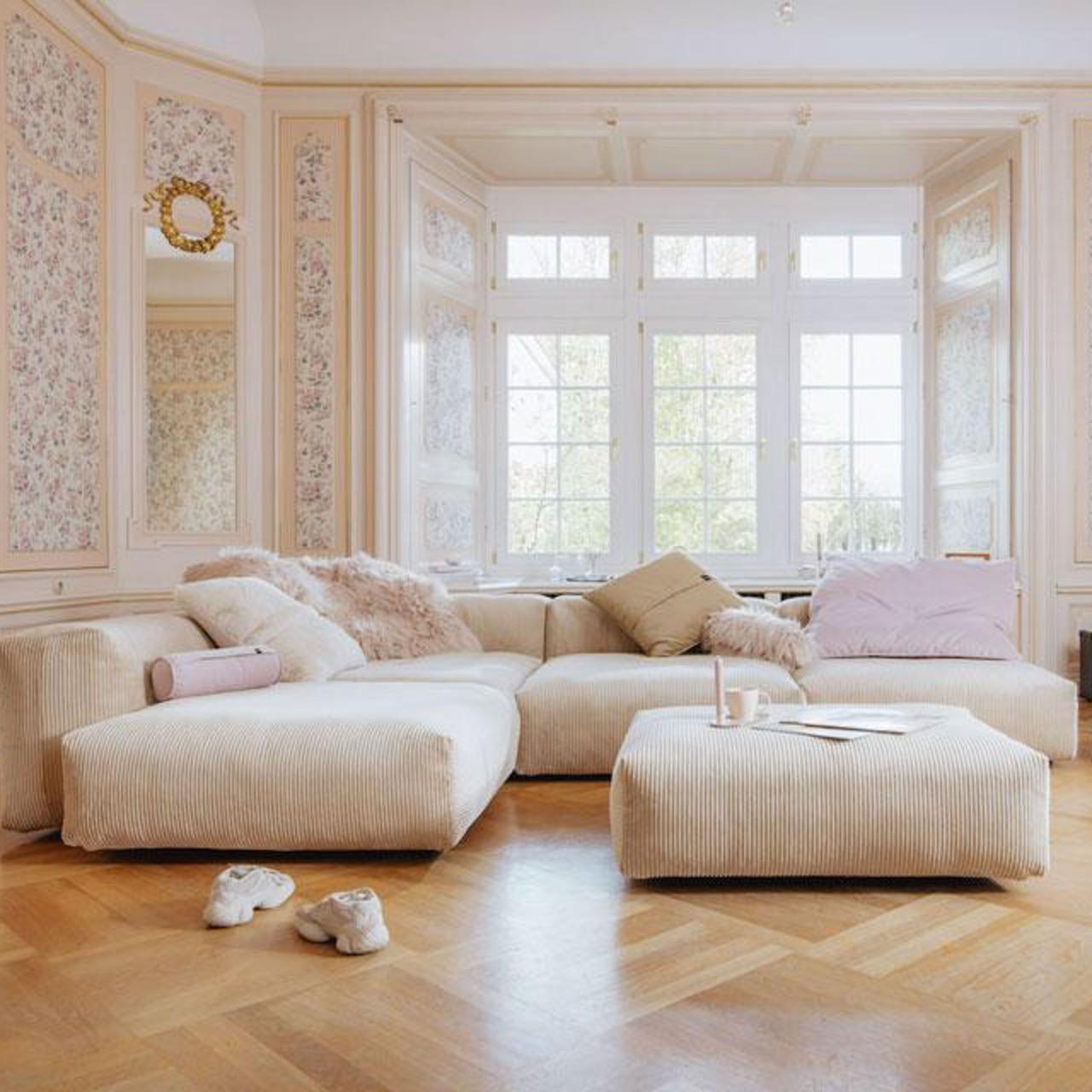 Schmales Sofa von 'Vetsak'