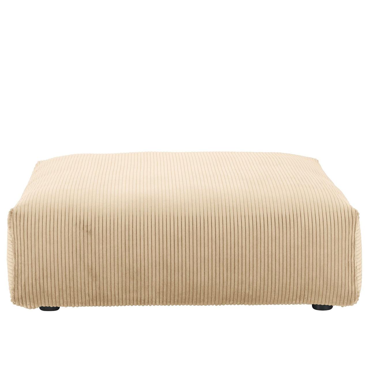 Vetsak Sofa Seat Large Cord Velour - Sand