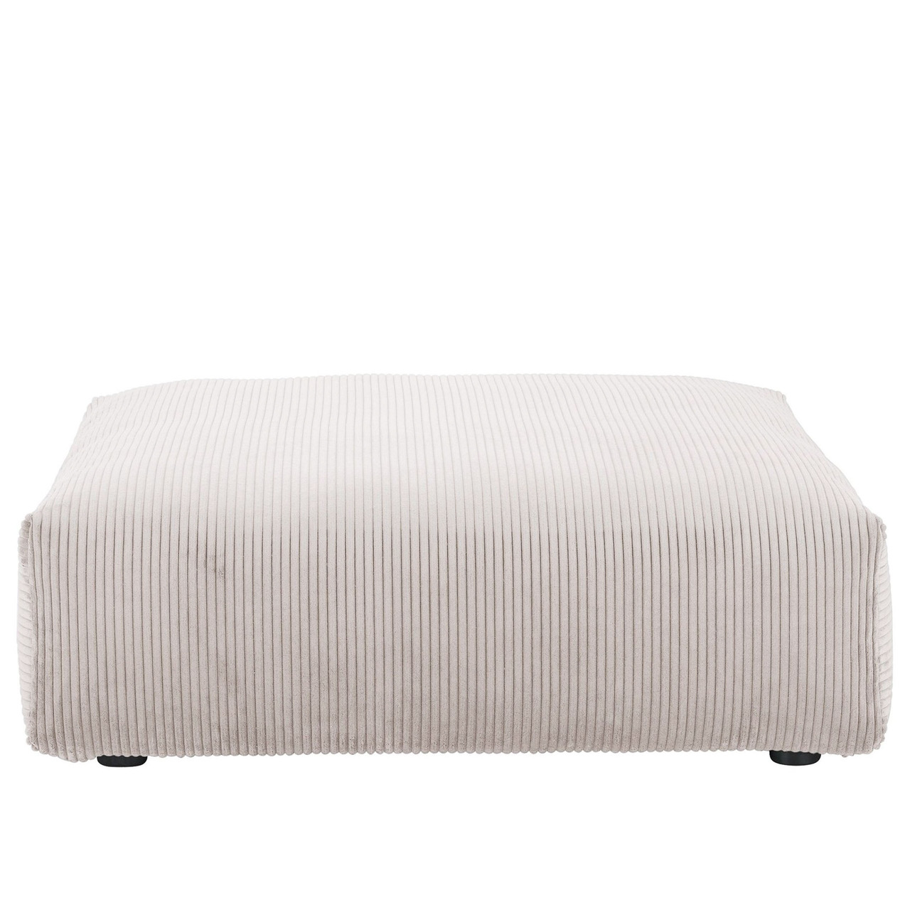 Vetsak Sofa Seat Large Cord Velour - Platin