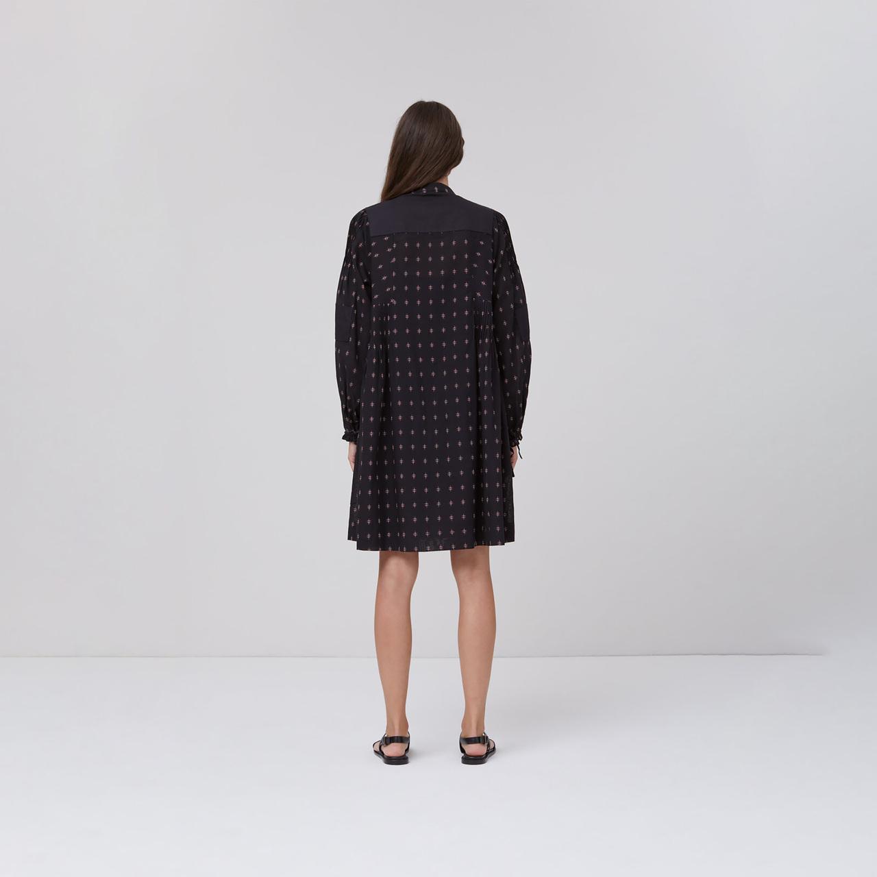 Blusenkleid von 'Closed' in Schwarz