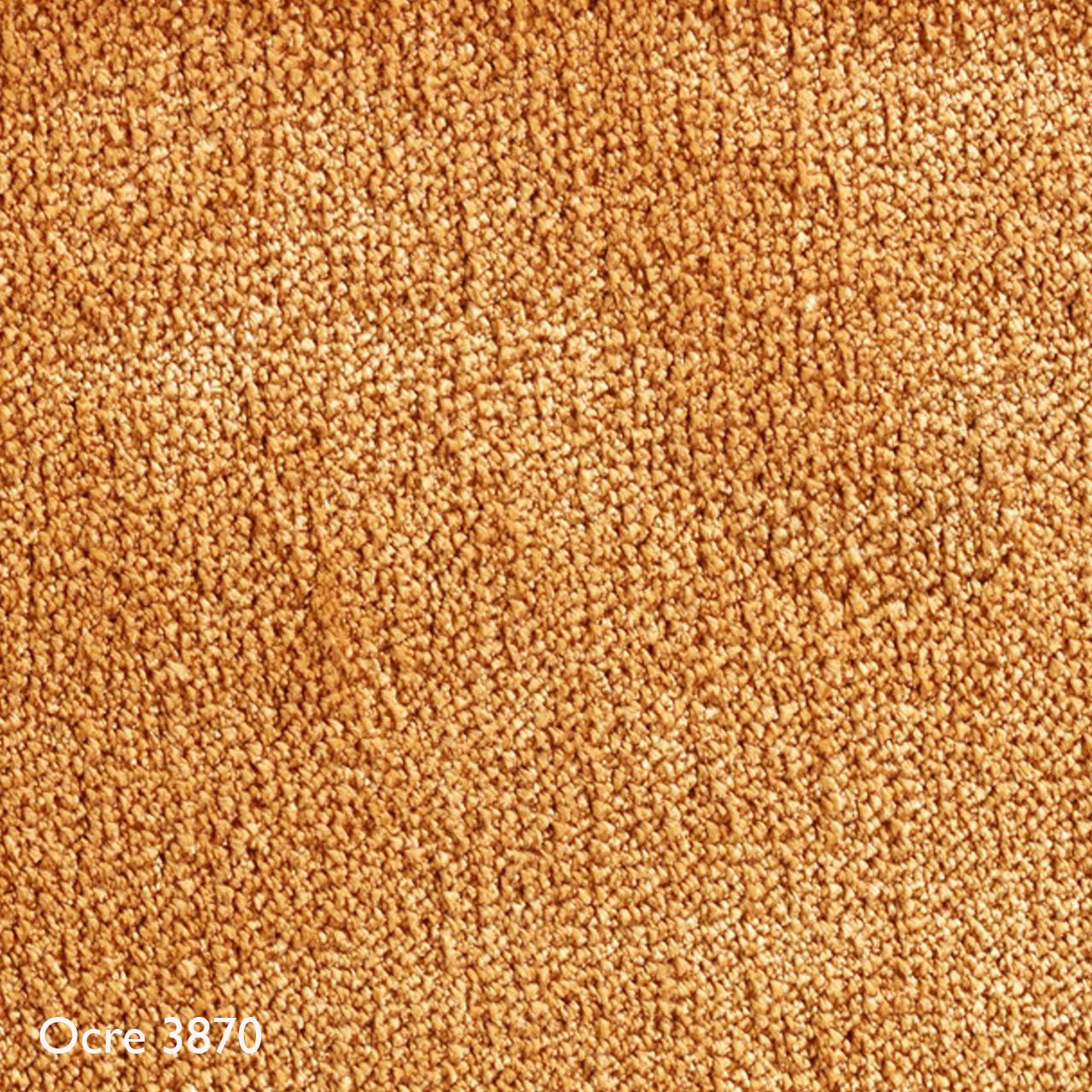 Farbkachel B.I.C Carpets Galaxy Ocre 3870, B: 200 cm / L: 200 cm