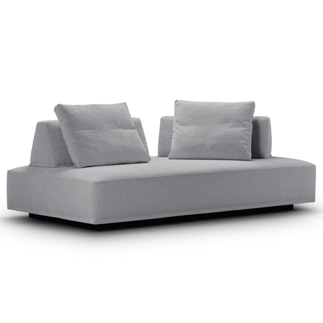 Eilersen Sofa 'Playground' Grau 17 - Herring, B: 200 cm / T: 130 cm