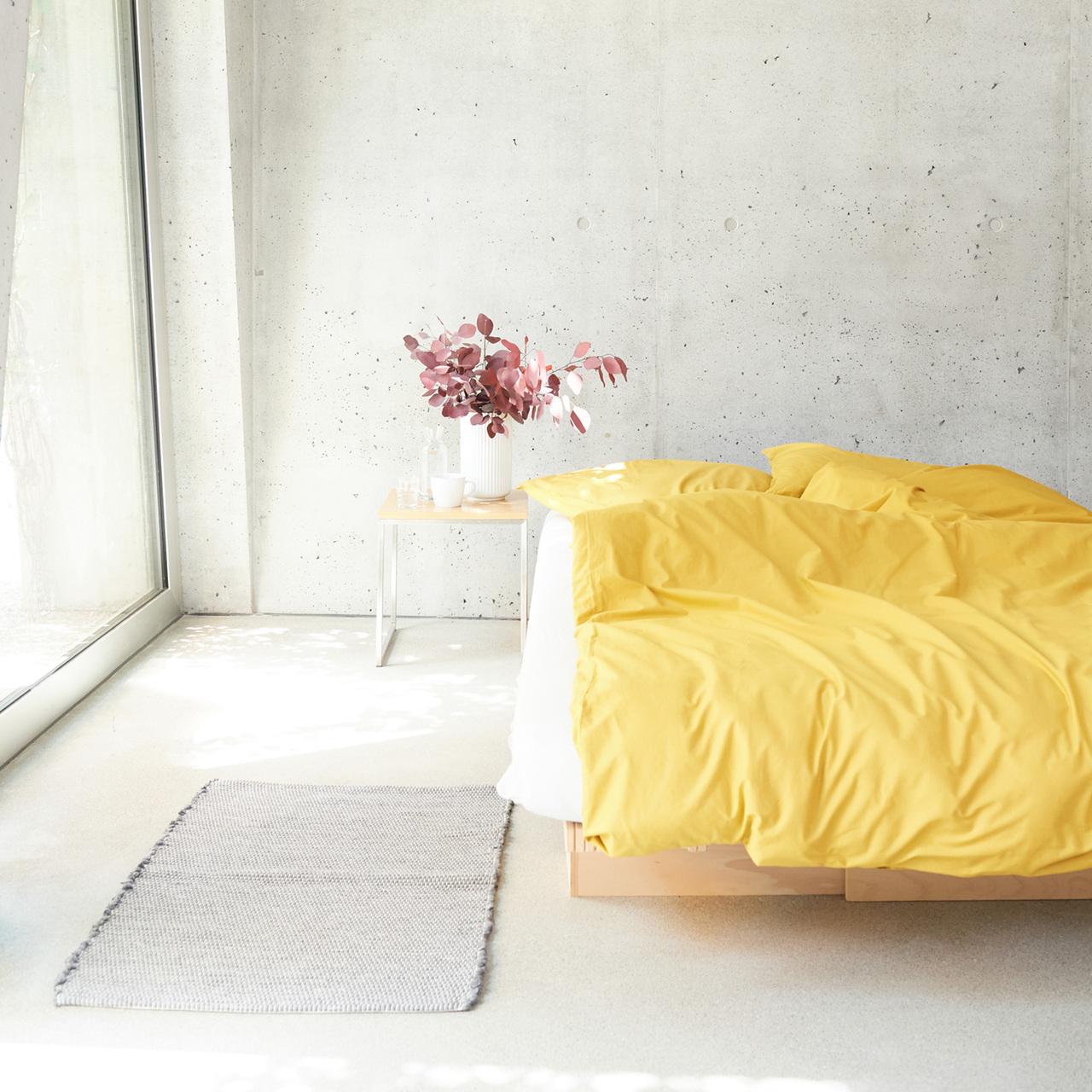 Lavie-Home Bettwäsche 'Louise' Honey , Kissen 50 x 70 cm
