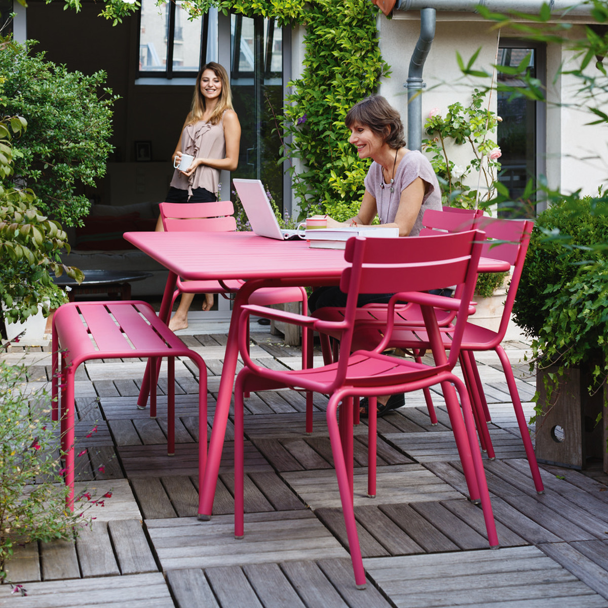 Fermob Mood Luxembourg Pink