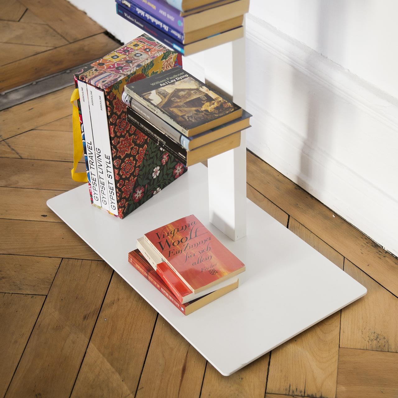 Stand-Bücherregal Booksbaum Radius Design