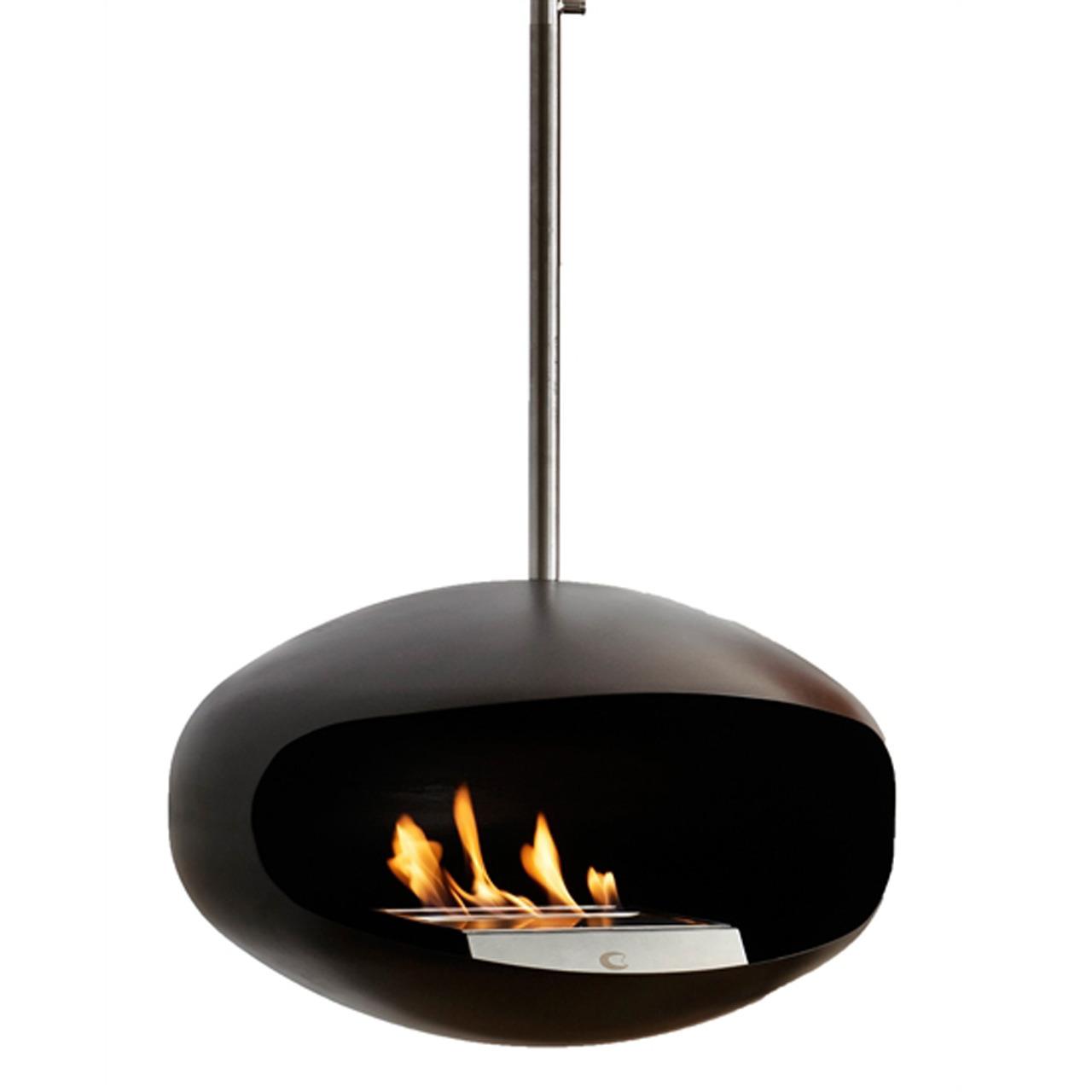 Feuerstelle Cocoon Fire Cocoon Aeris Black