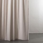 Vorhang 'Azura' aus Leinen und Baumwolle