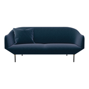 Elegantes Sofa 'Balé'