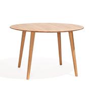 Puristischer Tisch 'Malmö' rund
