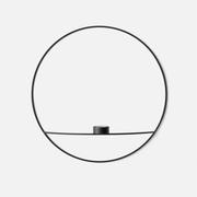 Kerzenhalter-Objekt mit Teelicht