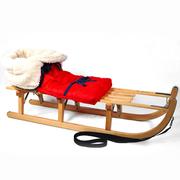 Schlittensack für Davoser Schlitten