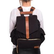 Cooler Mama-Bag in Schwarz