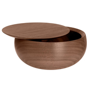 Schöne 'Bowl' aus Massivholz