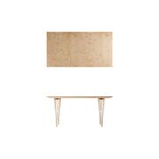 Tisch 'Spanoto' in Sperrholz