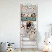 Sprossenwand fürs Kinderzimmer