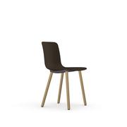 Einzelstück: HAL Stuhl mit Holzbein
