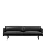 3-er Sofa 'Outline'