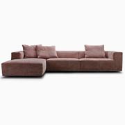 Sofa 'Baseline' mit Chaiselongue 285 cm
