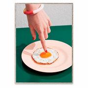Art Print 'Fried Egg'