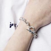 Hochwertiges Glieder-Armband aus Silber