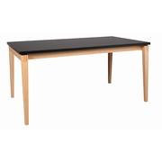 Holztisch 'Stockholm'  mit Massivholzplatte