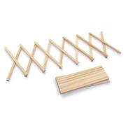 Untersetzer aus Holz