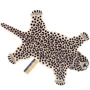Teppich 'Snowy Leopard'