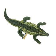 Grosser Teppich 'Coolio Crocodile'