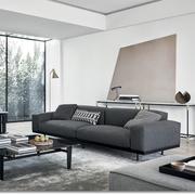 Sofa 'Naviglio' grob gewoben