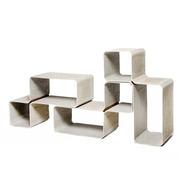 'Tetris' Eternit Regalelement