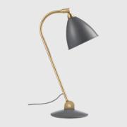 Tischlampe 'Bestlite BL2' in Messing