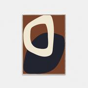Art Print 'Solid Shapes 02'