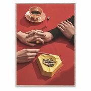 Kunstprint 'First Date'