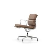 Soft Pad Chair 'EA 208' in Leder