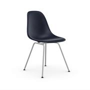 'Eames Fiberglass Side Chair DSX'