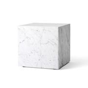 Salontisch 'Plinth' aus Marmor