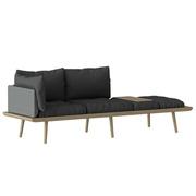 3er Sofa 'Lounge Around'