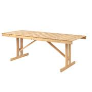 Gartentisch von Børge Mogensen