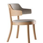 Sessel 'Seley Lounge' mit Sitz- und Rückenpolster
