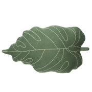 Baumwoll-Kissen 'Baby Leaf'