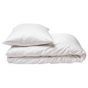 Bettwäsche aus Bio-Baumwollsatin
