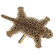 Grosser Teppich 'Loony Leopard'