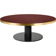 Coffee Table 'Gubi 2.0' mit Ø 1.10m